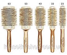 Брашинг бамбуковий Olivia Garden Healthy Hair Thermal 33 мм