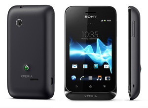 Смартфон Sony Xperia tipo