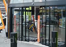 Телескопические автоматические раздвижные двери Portalp DIVA LCT (Франция)*