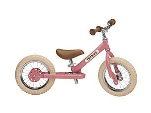 Балансуючий велосипед Trybike двоколісний Рожевий (TBS-2-PNK-VIN), фото 2