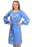 Современное платье-вышиванка Сорочинцы, фото 1