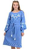 Современное платье-вышиванка Сорочинцы, фото 4
