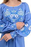 Современное платье-вышиванка Сорочинцы, фото 5