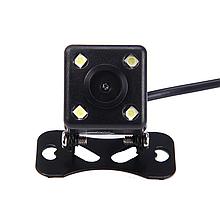 Камера заднего вида для автомобиля 2Life UKC 707L LED (n-466)