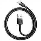 Baseus cafule Cable USB 1M (Gray+Black), фото 3