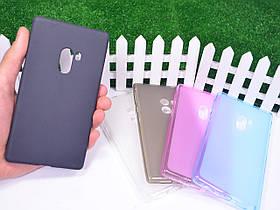 Силиконовый TPU чехол для Xiaomi Mi Mix