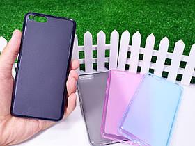Силиконовый TPU чехол для Xiaomi Mi Note 3