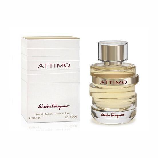 Женская парфюмированная вода Salvatore Ferragamo Attimo, 100 мл