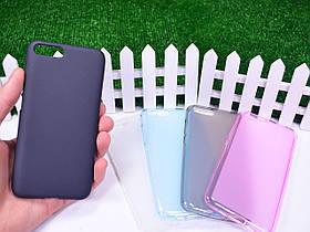 Силиконовый TPU чехол для Xiaomi Mi6