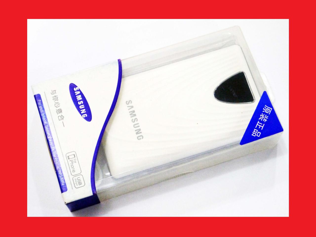 Портативное зарядное Samsung Power Bank 20000 mAh LCD 3xUSB