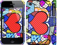 """Чехол на iPhone 3Gs Любовь v2 """"2839c-34"""""""
