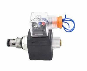 Електромагнітний клапан LUEN 40 л/хв, фото 2