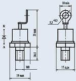 Диод силовой Д132-50-3, фото 2