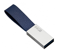 Накопитель USB-флешка Xiaomi Mi U-Disk Thumb Drive 64GB USB 3.0 Silver