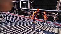 Изготовление и монтаж профлиста на крышу