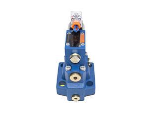 Керований запобіжний клапан DBW10 (нормально відкритий), фото 2