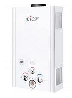 Газовая колонка Dion JSD 10, дисплей белая