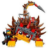 Конструктор серії LEGO Movie 2 Ультра-Киса и воин Люси, фото 2