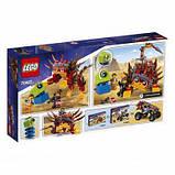 Конструктор серії LEGO Movie 2 Ультра-Киса и воин Люси, фото 3