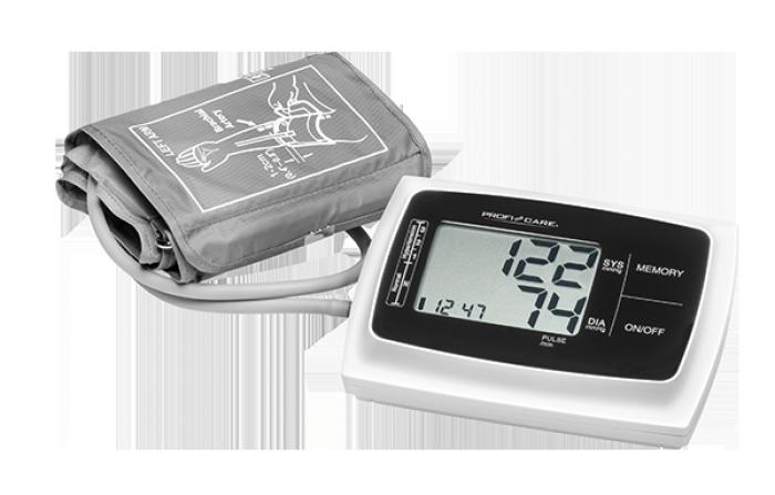 Тонометр автоматический на плечо ProfiCare PC-BMG 3019