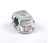"""Срібний шарм Пандора """"Машина"""", фото 1"""