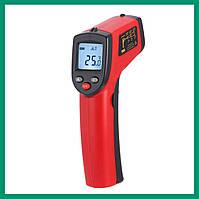 Пирометр Термометр инфракрасный бесконтактный GM320 (-50°C - 380°C) Красный