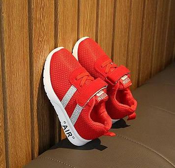 Детские кроссовки Летние детские кроссовки  Детские кроссовки красные Детские кроссовки сетка