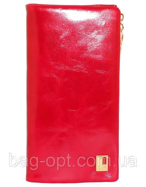Женский кошелек из натуральной кожи Jccs JS3249 ( 18,5x10x3 см )