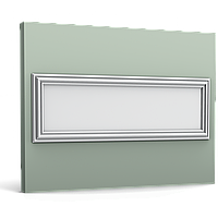 W120 3D панель HILL