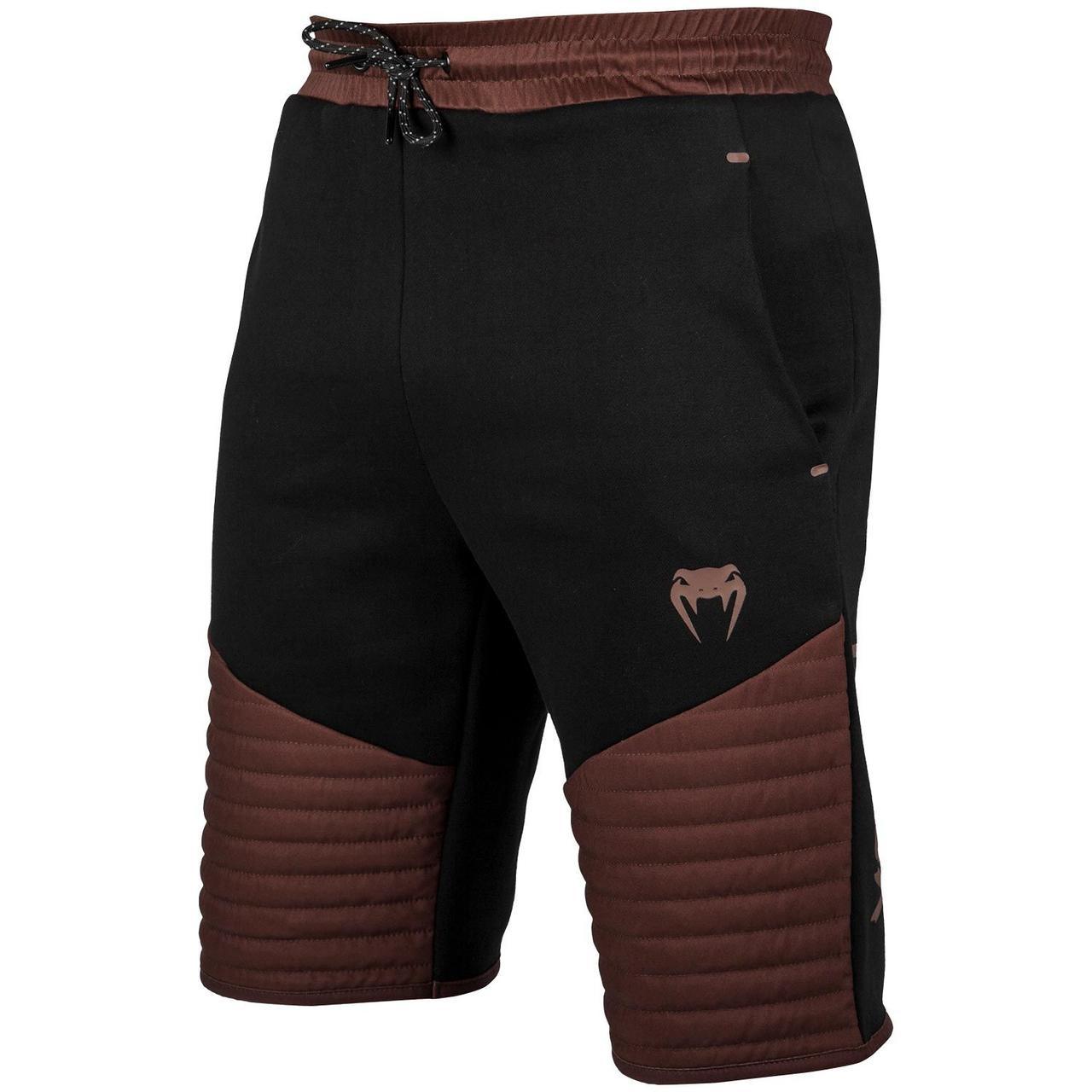 Шорты Venum Laser Classic Cotton Shorts Black Brown