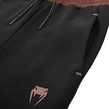 Шорты Venum Laser Classic Cotton Shorts Black Brown, фото 3