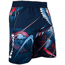 Шорты Venum Rooster Fitness Short Navy, фото 3