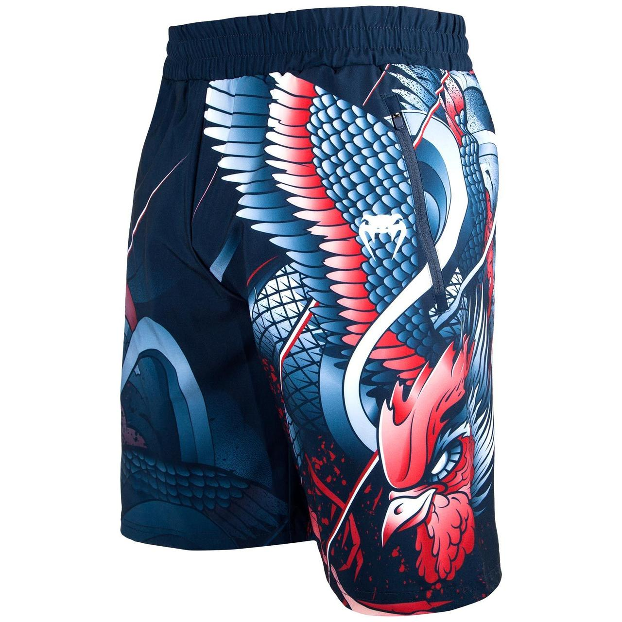 Шорты Venum Rooster Fitness Short Navy