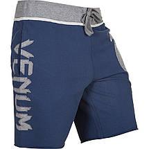 Шорты Venum Assault Training Shorts - Blue, фото 3