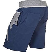 Шорты Venum Assault Training Shorts - Blue, фото 2