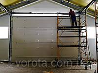 Ремонт ворот секционых гаражных автоматических, фото 2