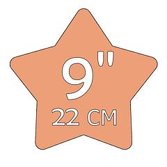 """Звезды 9"""""""