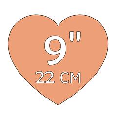 """Сердца 9"""""""