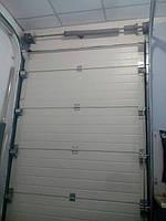 Ремонт ворот секционых гаражных автоматических, фото 6