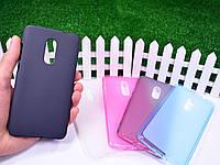 Силиконовый TPU чехол для Xiaomi Redmi Note 4X