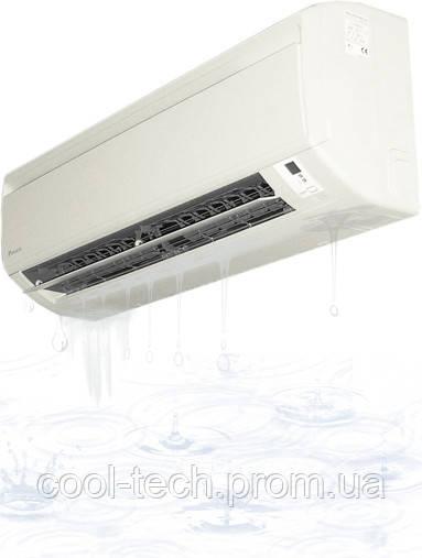 Течет кондиционер, предлагаем услуги по чистке и ремонту кондиционера