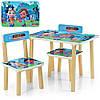 Детский столик для игр