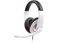 Гарнитура Gembird MHS-001 White (MHS-001-GW)