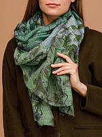 Хустка жіночий великий в 2-х кольорах ND43-29009 Eleganzza