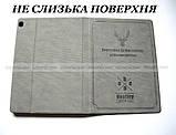 Противоударный чехол книжка Deer Grey с силиконом для Lenovo Tab M10 (Tb-X605L x605F X505F X505L), фото 7