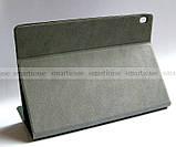 Противоударный чехол книжка Deer Grey с силиконом для Lenovo Tab M10 (Tb-X605L x605F X505F X505L), фото 8