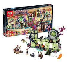 Конструктор Lepin серії Elves Втеча з фортеці Короля гоблинів (Аналог Lego 41188) 750 дет.