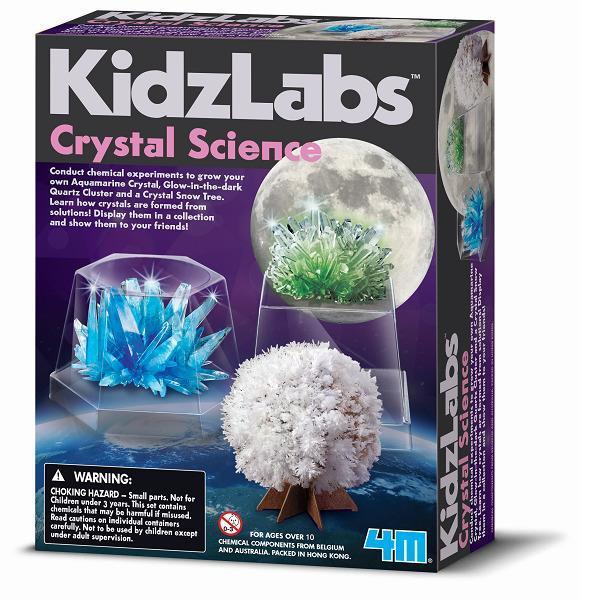Набор для творчества 4M Наука о кристаллах (00-03917/EU)