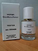 Gian Marco Venturi WOMAN (жан марко вентурі вумен) жіночий парфум тестер 30 ml ОАЕ (репліка)