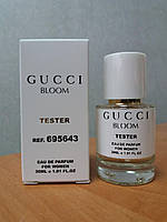 Жіноча мініатюра-тестер Gucci Bloom (гуччі блум) 30 мл (репліка)